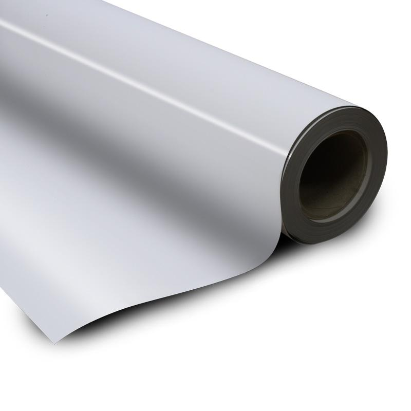 Gloss White Vinyl Magnetic Sheet/Magnet Sheeting Gloss White Vinyl, flexible magnet sheeting matte gloss white-vinyl